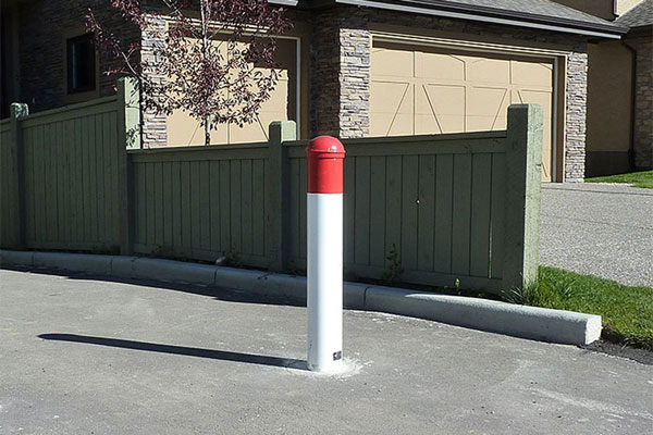 CPL Concrete-filled Bollards