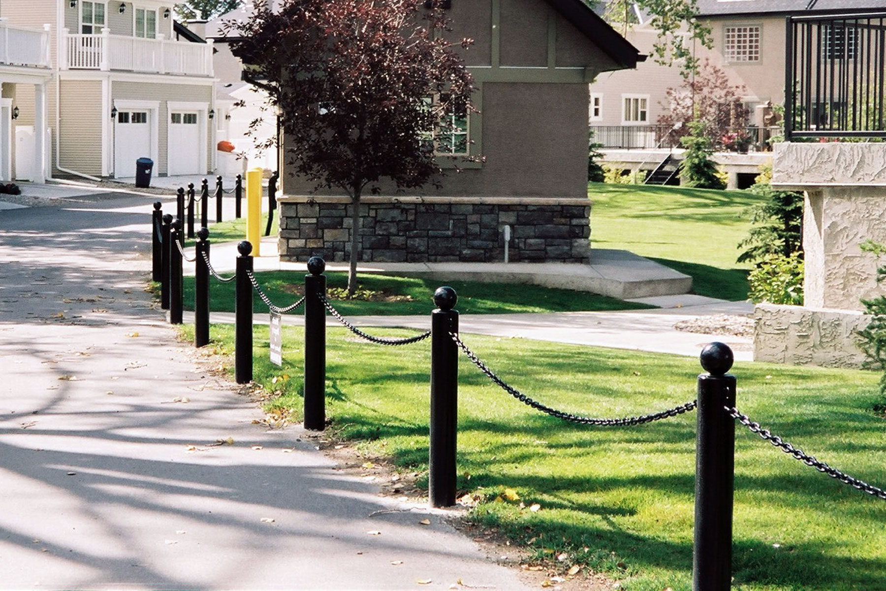 Decorative Bollards Series A 1 Custom Park Amp Leisure