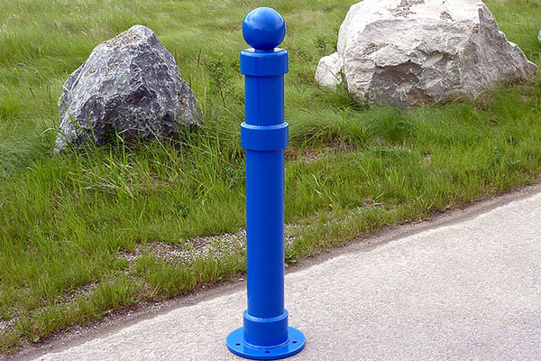 CPL Steel Bollards - Decorative Series B-2