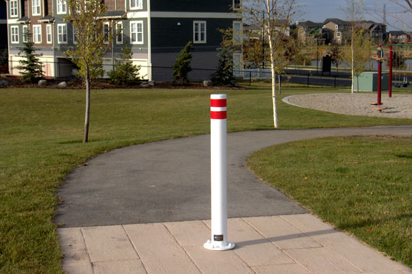 CPL Permanent Bollards