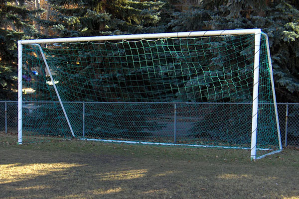 how to build a portable soccer goal
