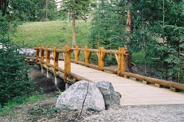 Custom Pedestrian Bridges