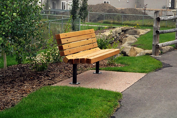 Park Benches – Series A