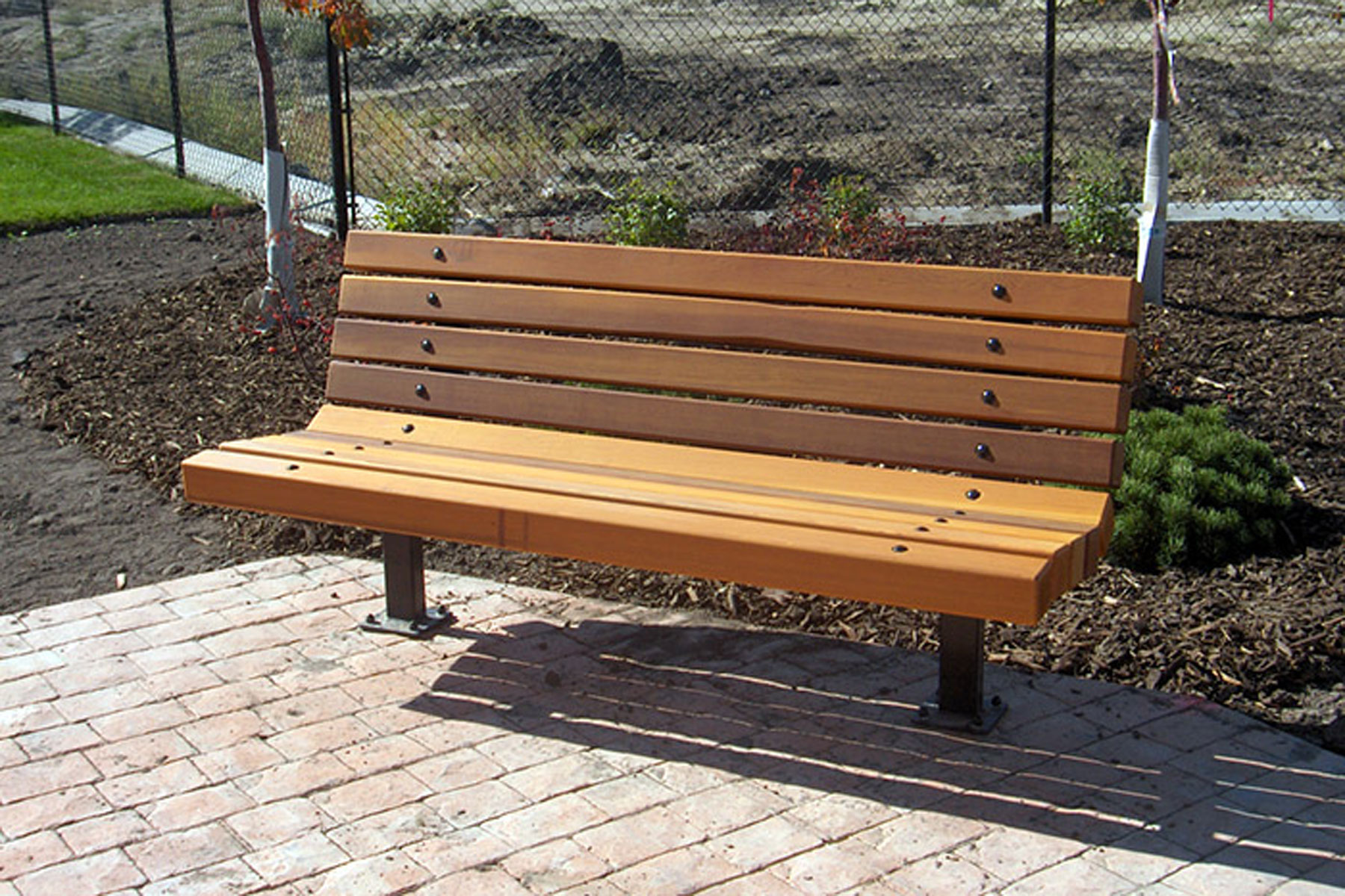 Series A Benches Custom Park Leisure