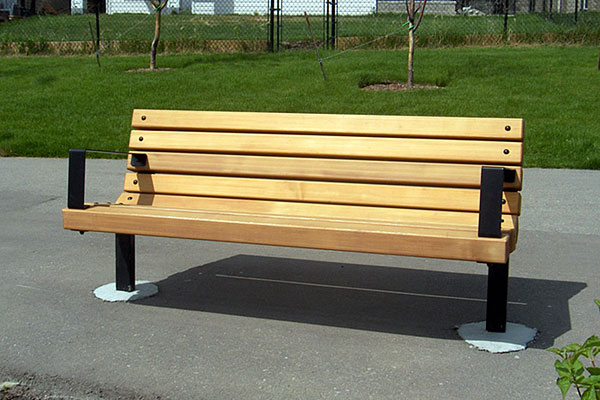 CPL Park Benches – Series B