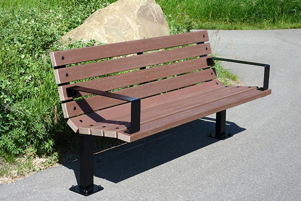 Park Benches – Series BR