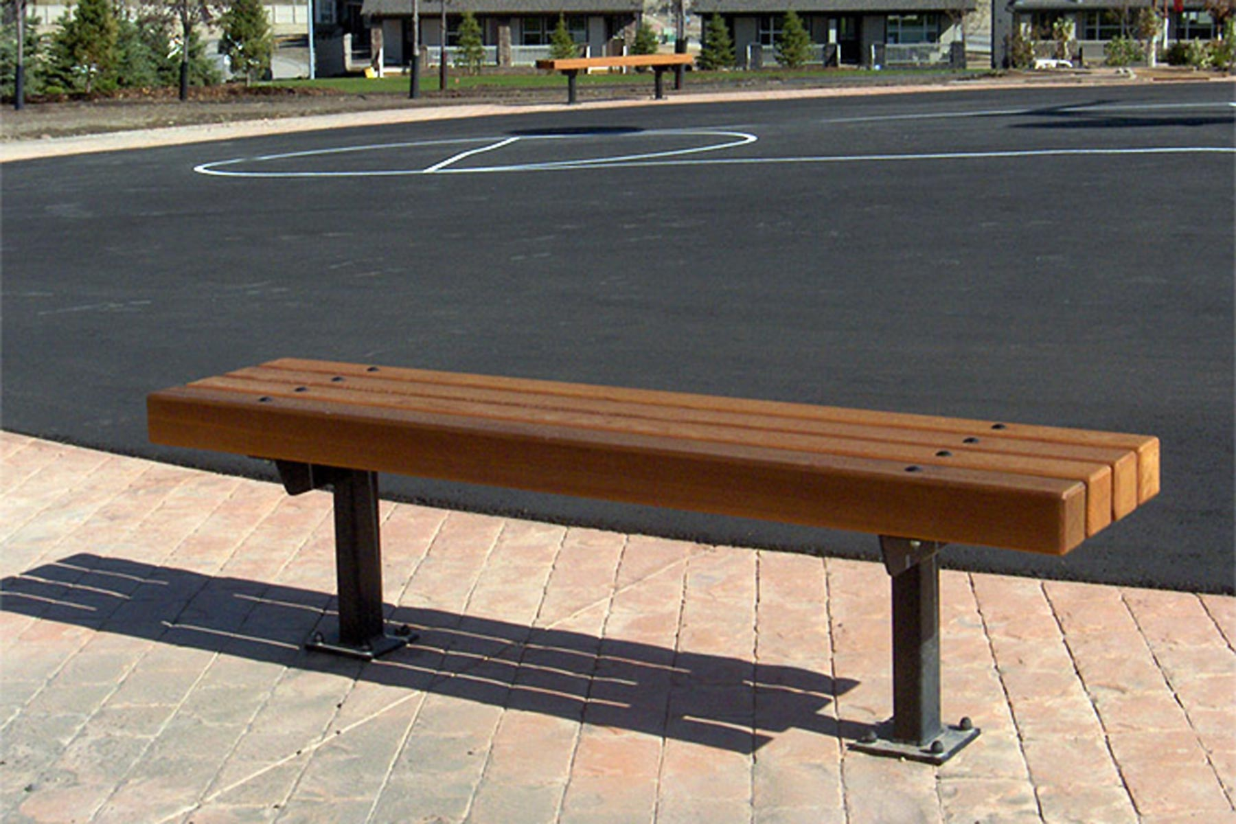 series d benches | custom park & leisure