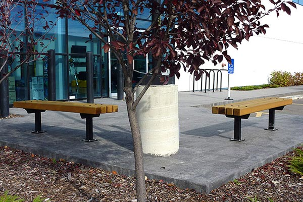 CPL Park Benches – Series D