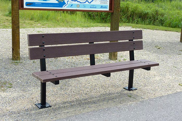 CPL Park Benches – Series ER