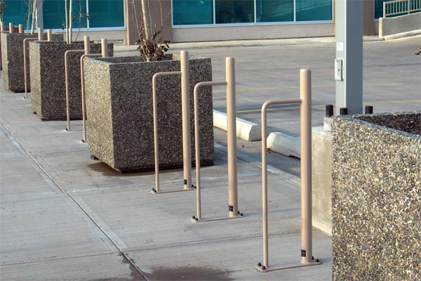 Bike Racks – Series F