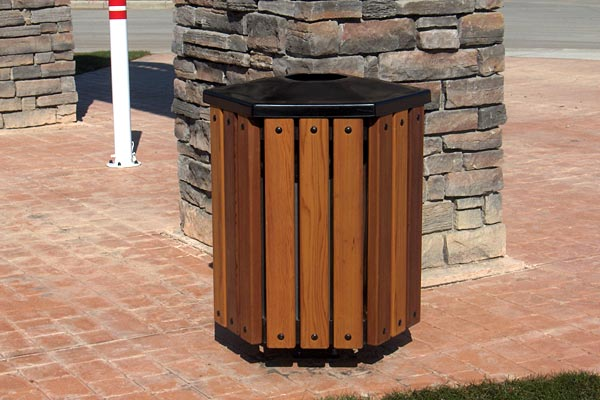CPL Trash Receptacles – Series B
