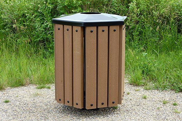 Trash Receptacles – Series BR
