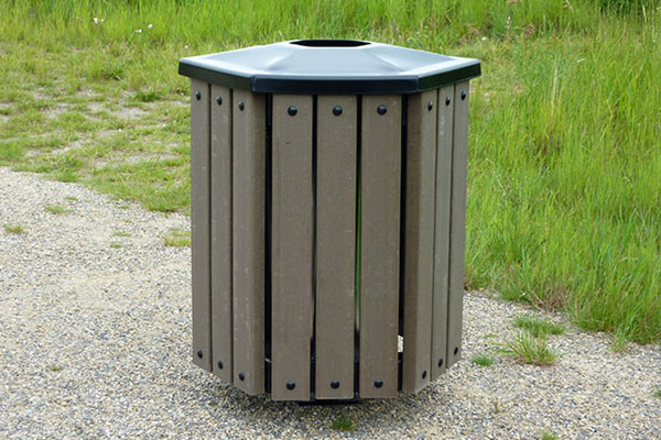 CPL Trash Receptacles – Series BR