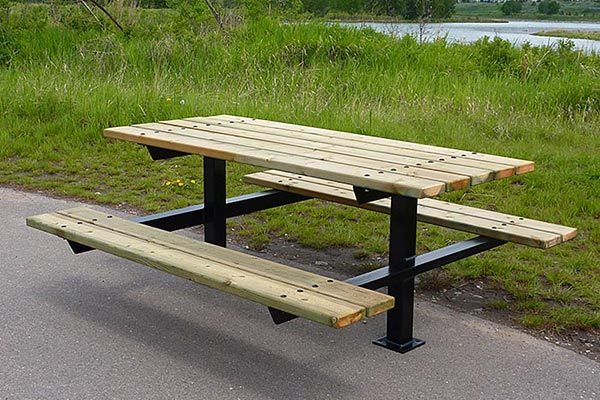 CPL Picnic Tables – Series A1