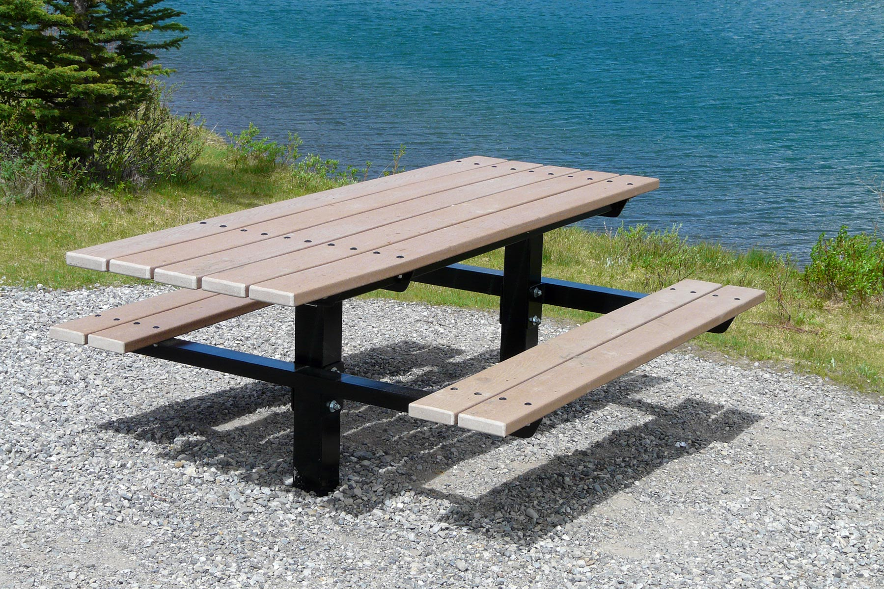 Cpl Picnic Tables Series Ar Recycled Plastic