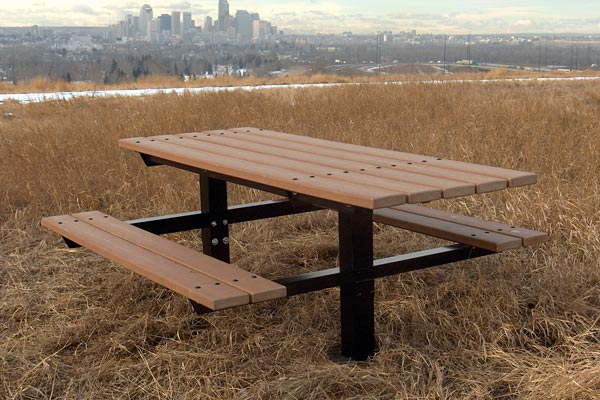 CPL Picnic Tables – Series AR (recycled plastic)