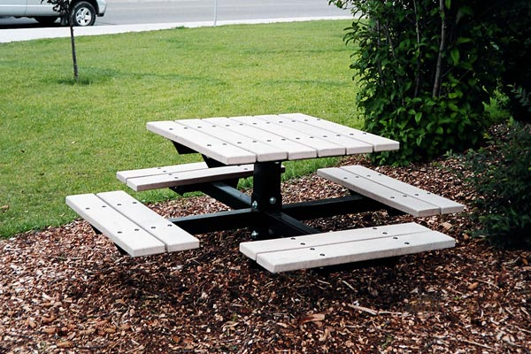 Picnic Tables – Series CR