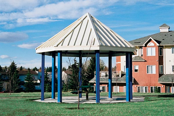 Maranda Series Steel Gazebos