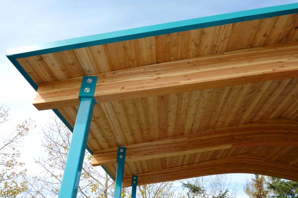 Tongue & Groove Sub Roof